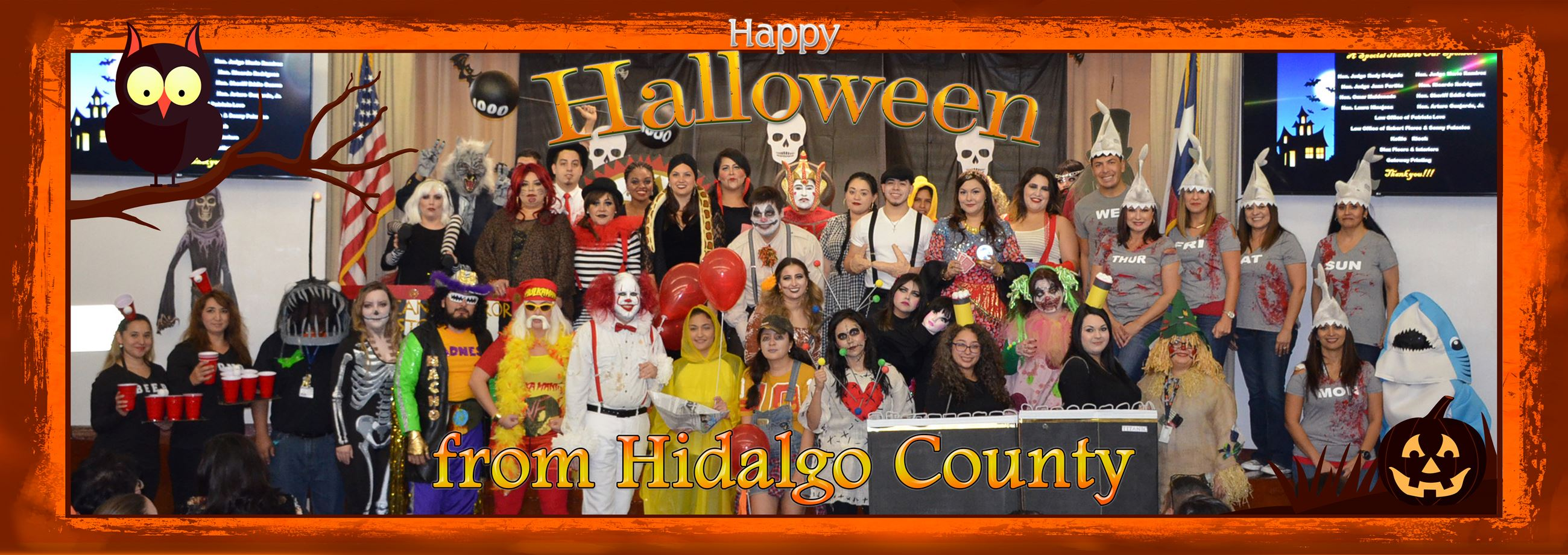 Halloween FB Cover photo