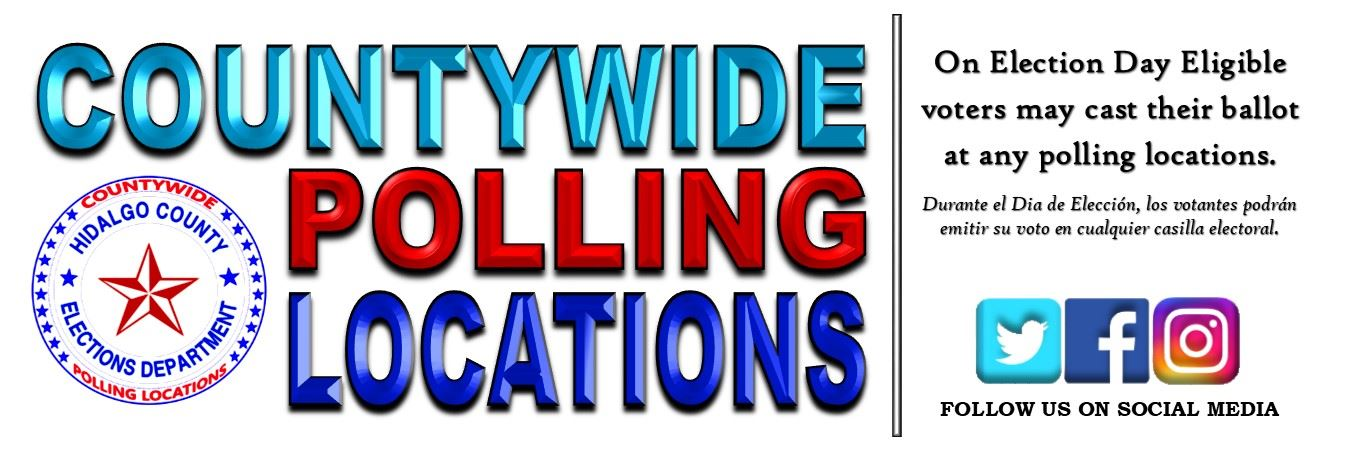CountyWide Polling Locations